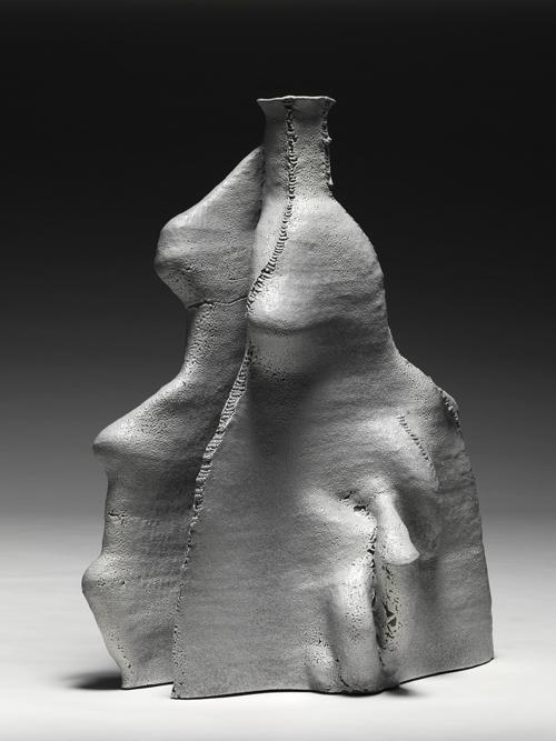 Pneuma Bianco semirefrattario e smalto - Riccardo Monachesi