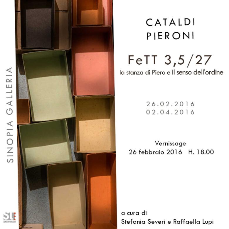 FeTT 3,5/27 CATALDI | PIERONI