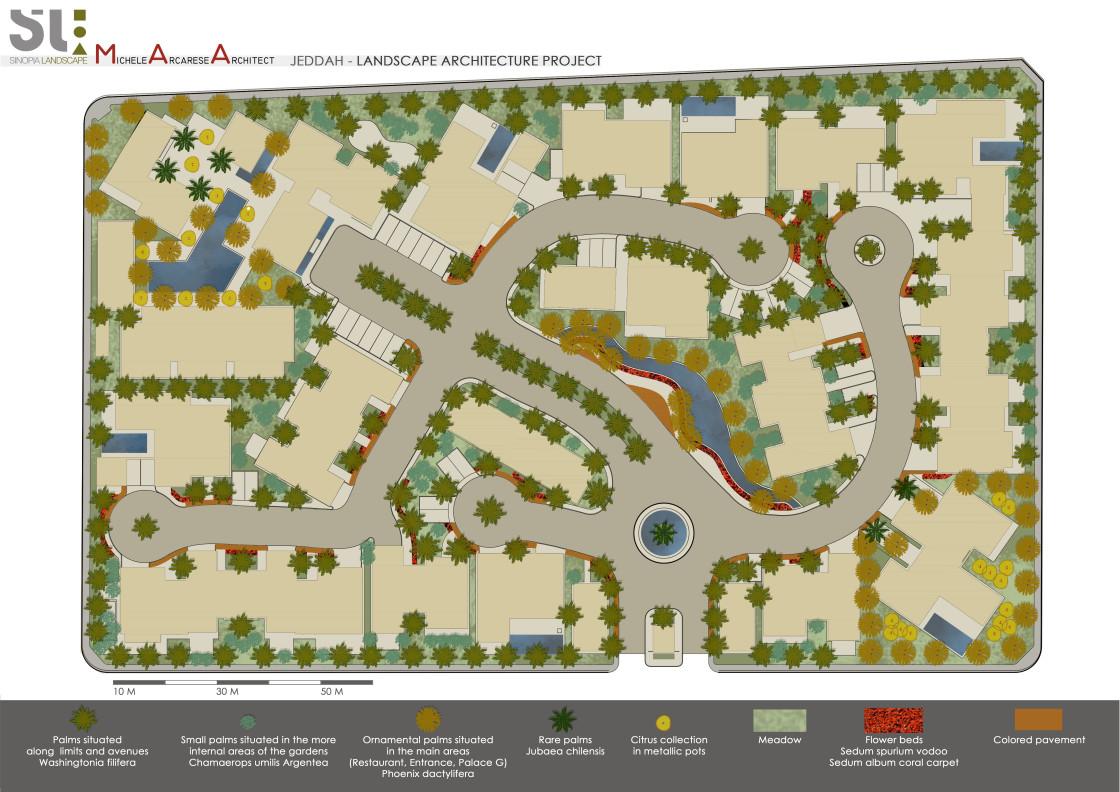 1-JEDDAH-Landscape Project